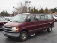 2002 Chevrolet Express G3500 LS