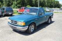 1995 Ford Ranger Splash
