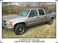 2000 Chevrolet C/K 2500 Crew Cab Short Bed 4WD