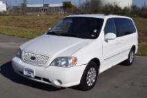 2004 Kia Sedona EX