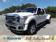 2016 Ford F-450 Super Duty Lariat
