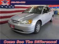 2001 Honda Civic HX