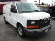 2010 Chevrolet Express Cargo Van 2500