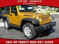 2014 Jeep Wrangler Sport