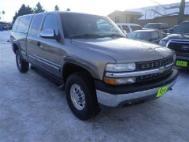 2000 Chevrolet Silverado 2500 LS Extended Cab