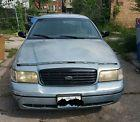 1999 Ford Crown Victoria Police Interceptor