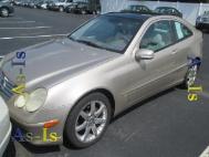 2002 Mercedes-Benz C-Class C230 Kompressor