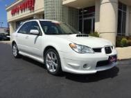2007 Subaru Impreza WRX WRX
