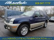 2005 Mercury Mountaineer Base