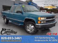 1998 Chevrolet C/K 1500 Silverado