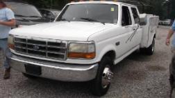 1992 Ford F-350 Crew Cab DRW 2WD