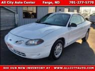 1999 Ford Escort ZX2 Hot