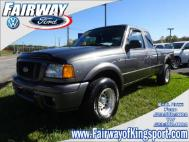 2004 Ford Ranger Edge