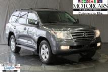 2011 Toyota Land Cruiser Base