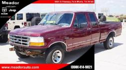 1996 Ford F-150 SUPERCAB 155 4X2