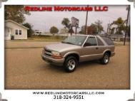 2002 Chevrolet Blazer LS