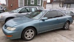 1999 Acura CL 2.3
