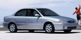 2004 Kia Spectra LX