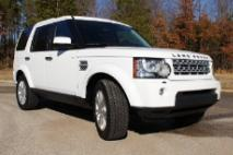 2013 Land Rover LR4 Base