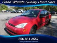 2002 Ford Focus LX