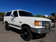 1988 Ford Bronco 4WD