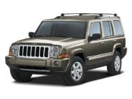 2008 Jeep Commander Overland