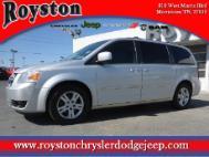 2010 Dodge Grand Caravan Crew