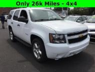 2011 Chevrolet Tahoe Special Service