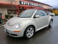 2009 Volkswagen New Beetle Blush Edition PZEV