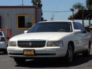 1999 Cadillac DeVille Concours