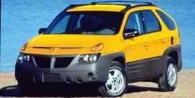 2001 Pontiac Aztek GT