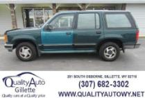 1993 Ford Explorer Limited