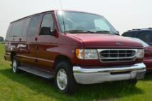 2001 Ford E-Series Wagon E-350 SD XL