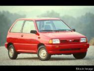 1992 Ford Festiva GL