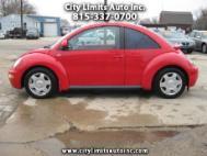 1999 Volkswagen New Beetle GLX 1.8T