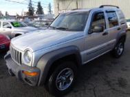2002 Jeep Liberty Sport