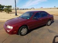 1997 Nissan Altima GXE