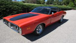 1972 Dodge Charger 4 Speed