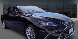 2020 Lexus ES 300h Luxury