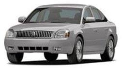 2006 Mercury Montego Luxury