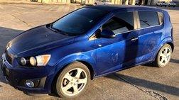 2014 Chevrolet Sonic LTZ Auto