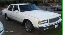 1988 Chevrolet Caprice Classic Brougham