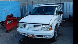 2001 Oldsmobile Bravada Base