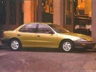 1997 Chevrolet Cavalier Base