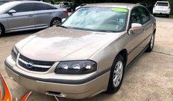 2003 Chevrolet Impala Base