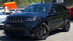 Used Jeep Grand Cherokee Trackhawk For Sale 87 Cars From 65 000 Iseecars Com