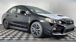 2021 Subaru Impreza WRX Base