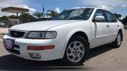 1996 Nissan Maxima GXE
