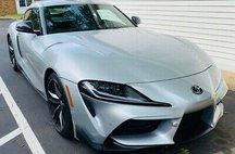 2021 Toyota GR Supra BASE
