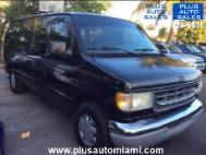 2001 Ford E-Series Wagon E-150 XL